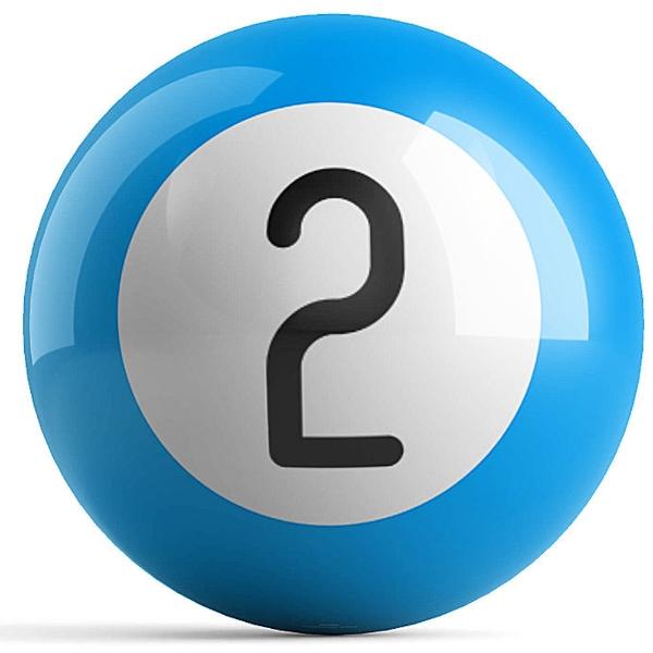 Blue 2 Ball