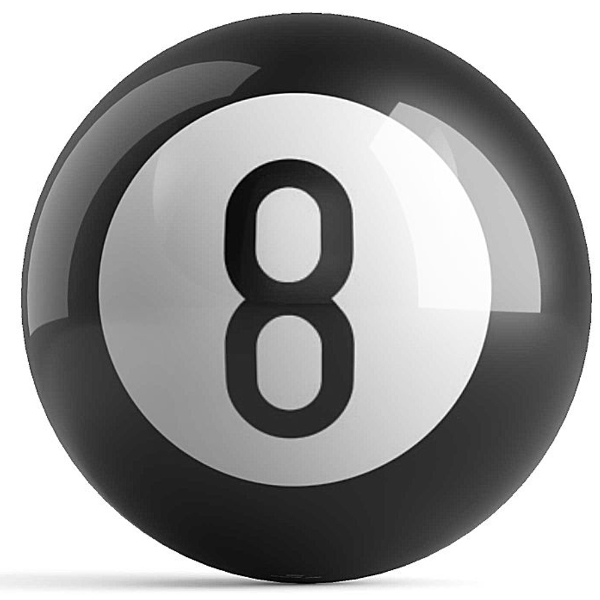 Black 8 Ball