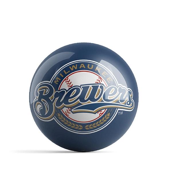 Milwaukee Brewers Mini Ball