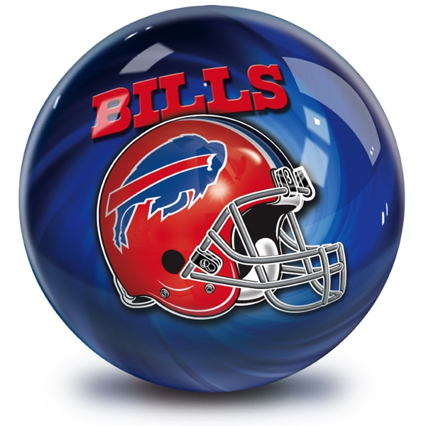 NFL Helmet Swirl Buffalo Bills