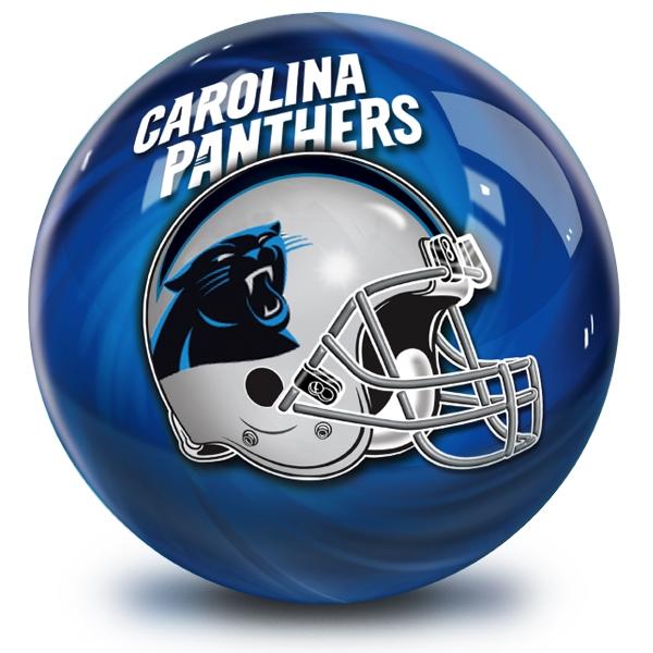 NFL Helmet Swirl Carolina Panthers
