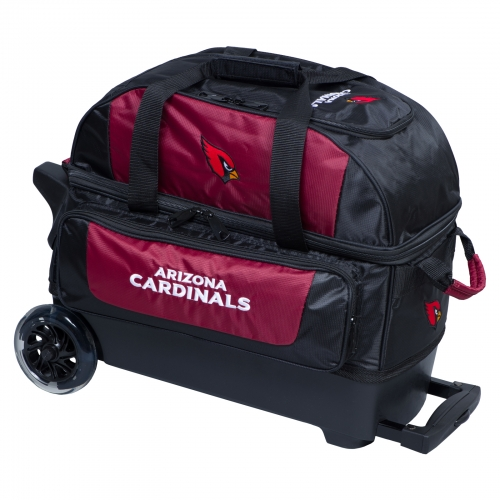 Arizona Cardinals Double Roller Bag
