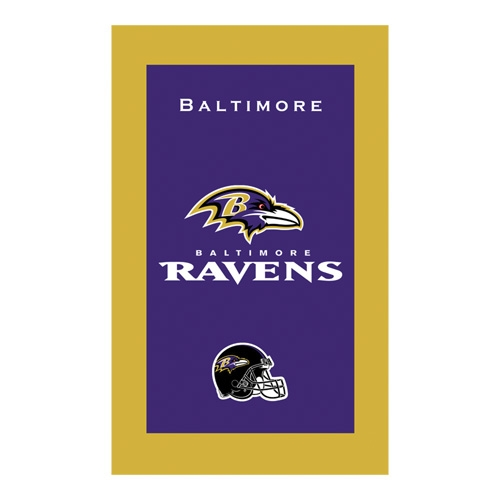 Baltimore Ravens Towel