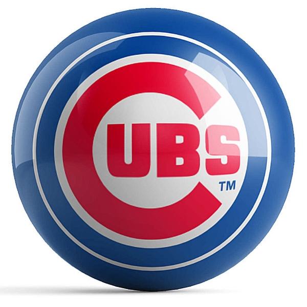 Chicago Cubs Logo Ball