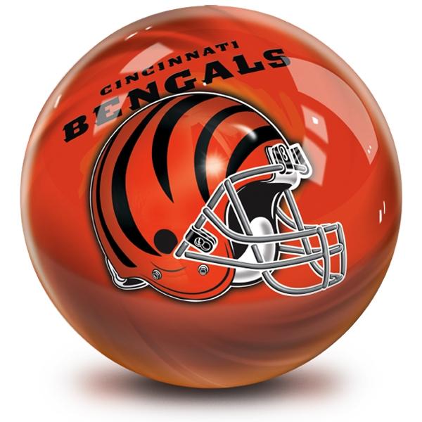 NFL Helmet Swirl Cincinnati Bengals