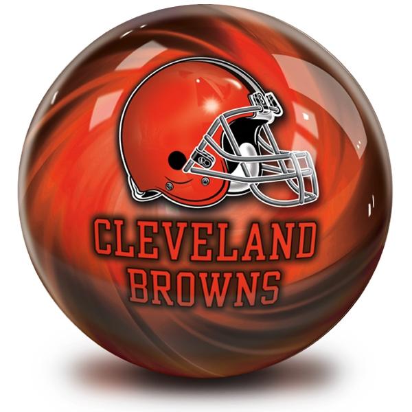 NFL Helmet Swirl Cleveland Browns