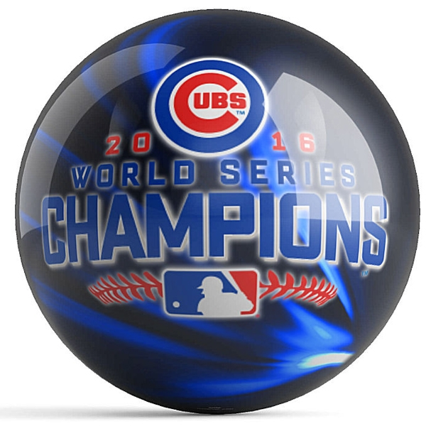 2016 World Series Champion Chicago Cubs