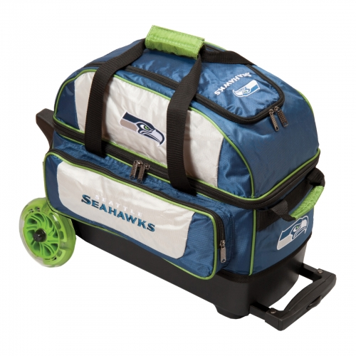 Seattle Seahawks Double Roller Bag