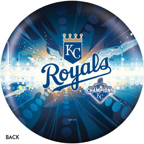 2015 World Series Champion Kansas City Royals