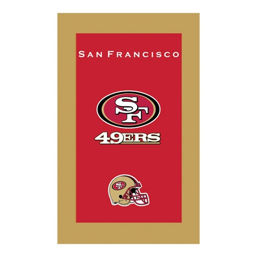 San Francisco 49ers Towel
