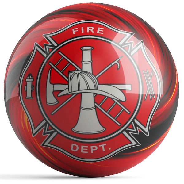 Fire Department Red