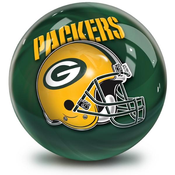 NFL Helmet Swirl Green Bay Packers