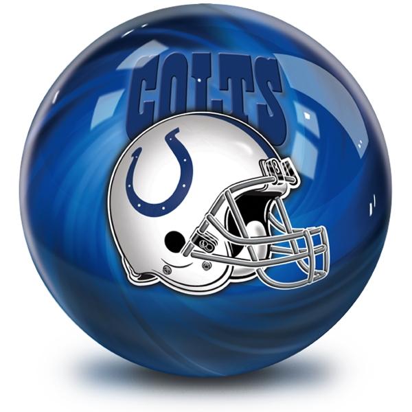 NFL Helmet Swirl Indianapolis Colts