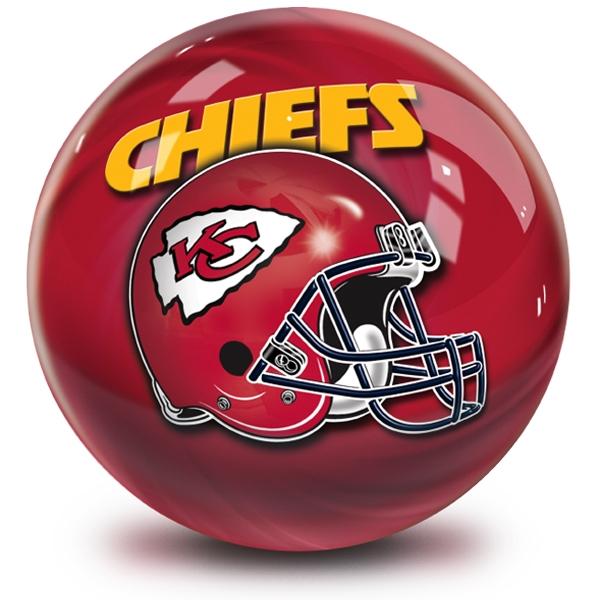 NFL Helmet Swirl Kansas City Chiefs