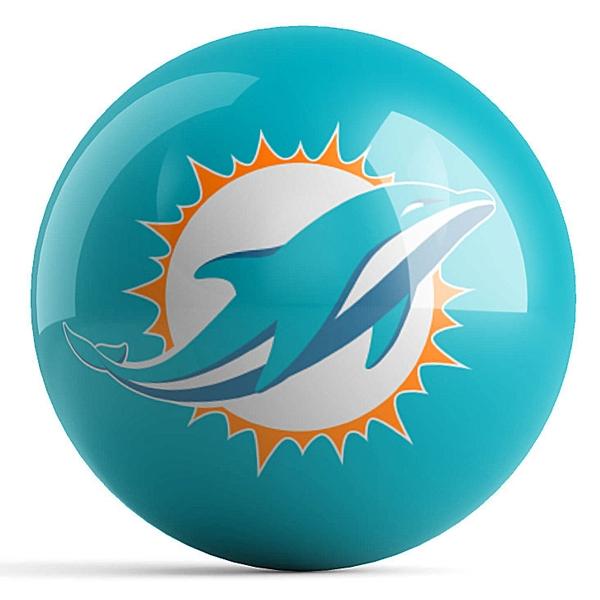 NFL Team Logo Miami Dolphins