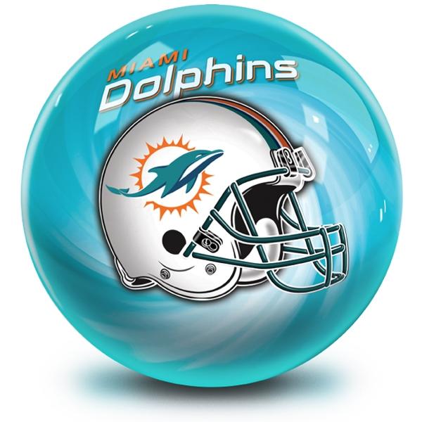 NFL Helmet Swirl Miami Dolphins