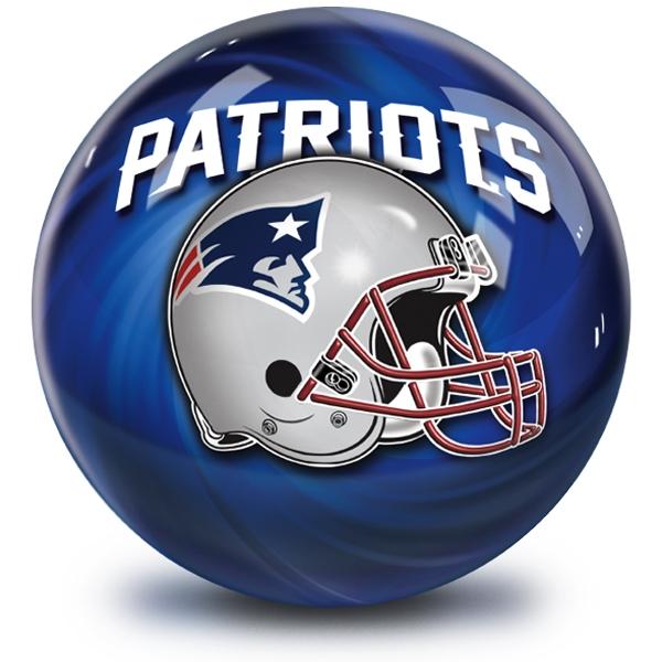 NFL Helmet Swirl New England Patriots