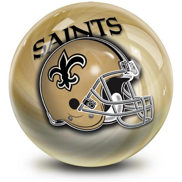 NFL Helmet Swirl New Orleans Saints