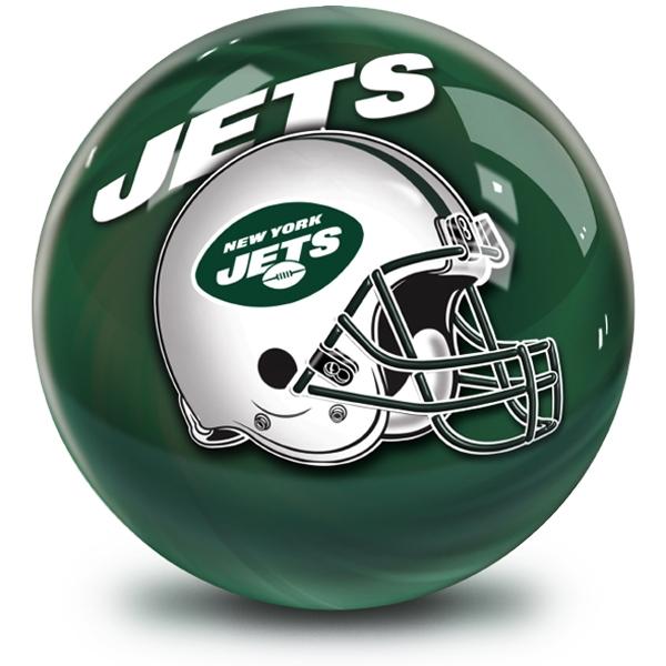 NFL Helmet Swirl New York Jets