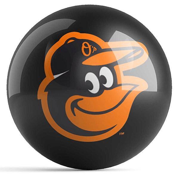 Baltimore Orioles Logo Ball