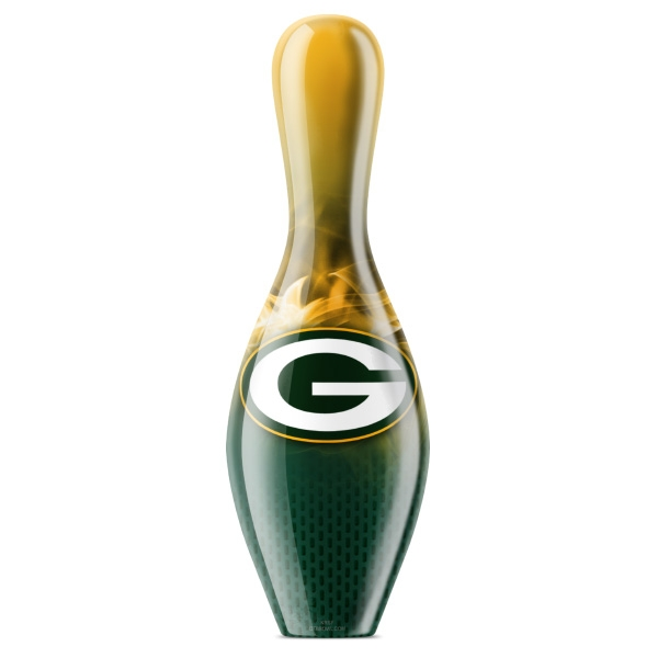 NFL On Fire - Greenbay Packers Pin