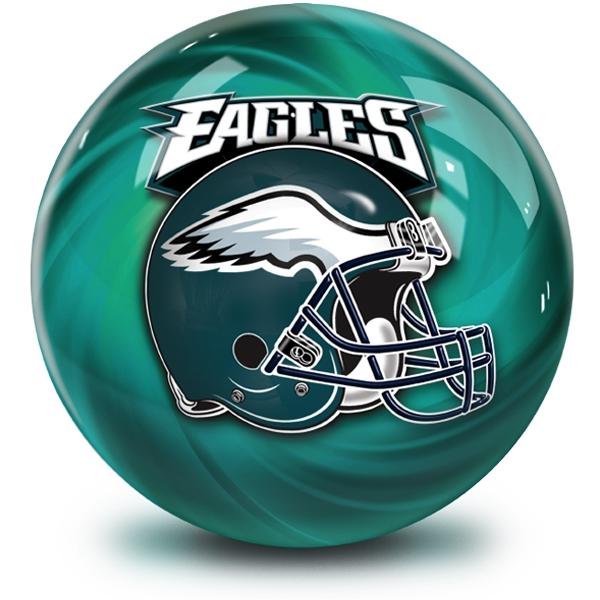 NFL Helmet Swirl Philadelphia Eagles