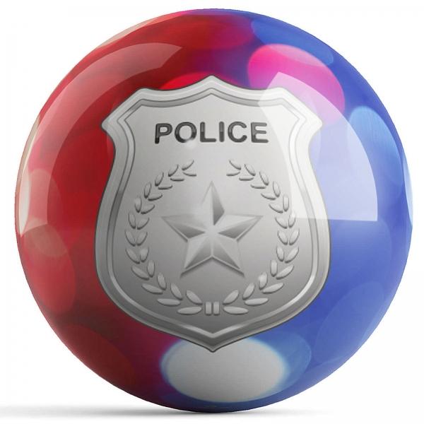 Police Dept Red-Blue Lights