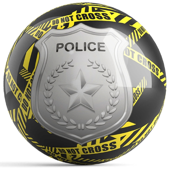 Police Dept Yellow Tape