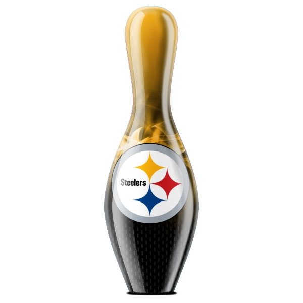NFL On Fire - Pittsburgh Steelers Pin