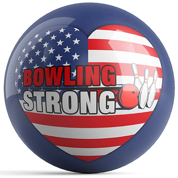 Bowling Strong US Heart