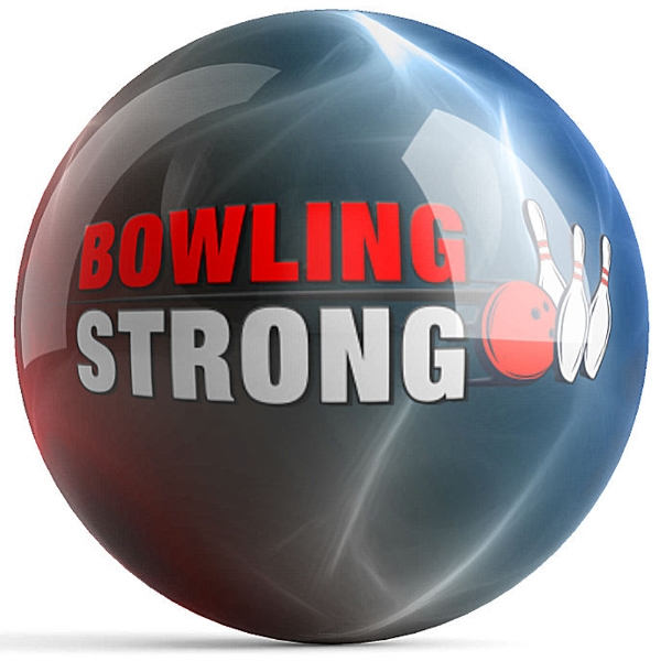 Bowling Strong Get The Ball Rolling
