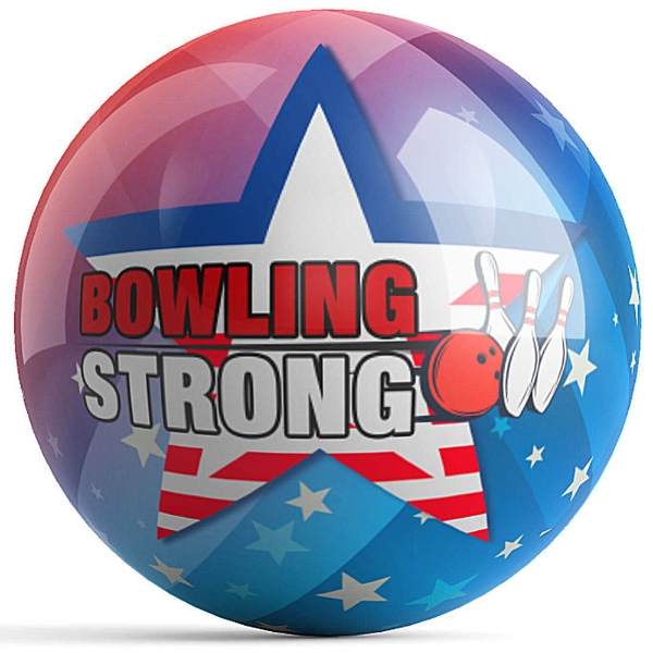 Bowling Strong US Star