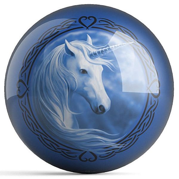 Celtic Unicorn/Blue Moon