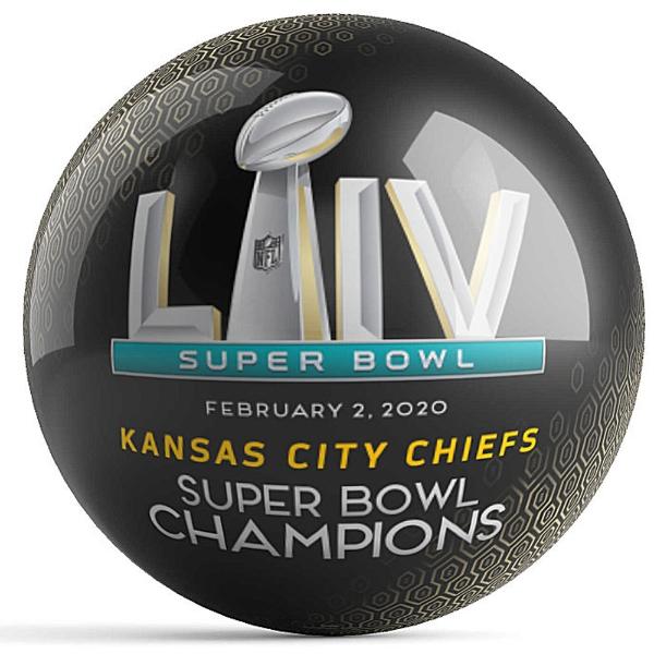 Super Bowl LIV Champion Kansas City Chiefs V1